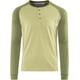 Bergans Ryvingen LS Shirt Men Khaki Green Melange/Seaweed